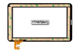 Érintő panel, touchscreen Polaroid A7 3G tablethez (Y7Y007(86V))