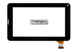 Érintő panel, touchscreen Polaroid A7 3G tablethez (Y7Y007(86V))