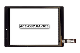 Érintő panel, touchscreen Prestigio MultiPad 4 Diamond 7.85 tablethez (ACE-CG7.8A-303)