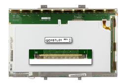 Quanta QD15TL07 15,4 inch WXGA használt fényes laptop kijelző