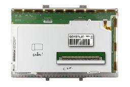 Quanta QD15TL02 használt matt C osztályú, érték csökkent notebook kijelző