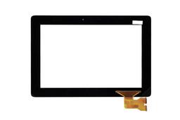 Érintő panel, touchscreen Asus MeMO Pad Smart 10.1 (ME301T) tablethez (18140-10121000, JA-DA5280N-IBB, 5280N FPC-1 REV:4)