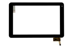 Érintő panel, touchscreen Prestigio Multipad 4 Qantum 10.1 (PMP5101C) tablethez (RS10LD0350G2, RS10F207)