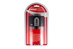 Roline 3 portos HDMI elosztó, távírányítóval, 14.01.3562R