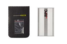 RPC 2.5 inch SATA-USB külső alumínium winchester ház bőr tokkal