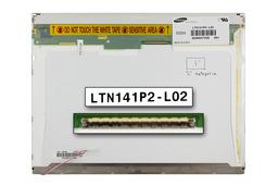 Samsung 14.1 inch CCFL 1400x1050 SXGA+ értékcsökkent használt matt laptop kijelző (LTN141P2-L02)