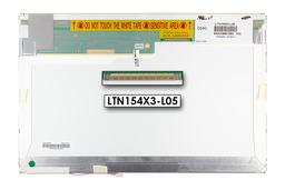 Samsung 15.4 inches LTN154X3-L05 használt fényes kijelző