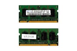1GB DDR2 800MHz használt laptop memória