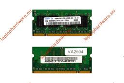 256MB DDR2 667MHz használt laptop memória