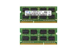 4GB DDR3 1066MHz használt laptop memória