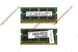 Samsung 4GB DDR3 1333MHz használt laptop memória HP laptopokhoz