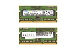 Samsung 4GB DDR3 1600MHz gyári új memória Lenovo laptopokhoz