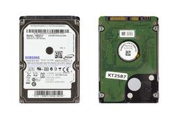 Samsung 500GB SATA Használt Winchester, HM501II