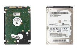 Samsung Seagate 500GB 5400RPM 2,5'' SATA 2 (3Gbit/s) használt laptop winchester (ST500LM012)