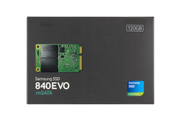 Samsung 840 EVO gyári új 120GB Mini PCI-e SSD kártya (MZ-MTE120)