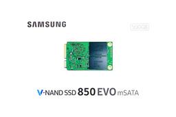 Samsung 850 EVO 500GB gyári új mSATA laptop SSD kártya (MZ-M5E500) 3 év garancia! | Ingyenes beszereléssel!
