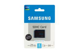 Samsung 8GB Class 4 SD kártya (MB-SS8GB-EU)