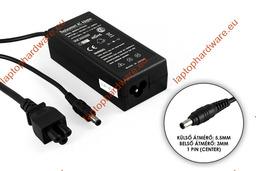 Samsung 19V 3.16A 60W (center pin) helyettesítő használt laptop töltő (ADP-60ZH, AD-6019S, AD-6019R)