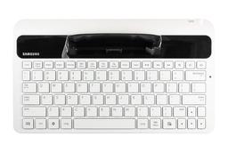 Samsung Galaxy Tab 7'' UK angol fehér billentyűzet dokkoló, ECR-K10AWEGCHA