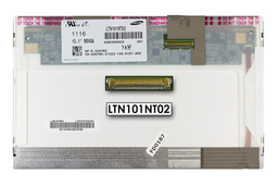 Samsung LTN101NT02 10,1inch 1024x600 fényes laptop kijelző