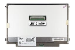 Gyári új matt 12.1'' (1280x800) LED laptop Slim kijelző (csatlakozó: 40 pin - jobb (speciális))
