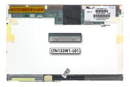 Samsung LTN133W1-L01 gyári új 13,3'' WXGA HD (1280x800) fényes CCFL laptop LCD kijelző (20 pines)