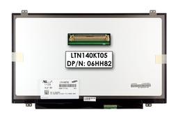 Gyári új fényes 14.0'' HD+ (1600x900) LED laptop Slim kijelző (csatlakozó: 40 pin - jobb)