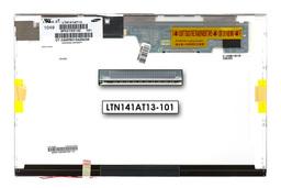 Samsung LTN141AT13-001 gyári új 14,1'' WXGA HD (1280x800) matt CCFL laptop LCD kijelző (30 pin jobb felül)
