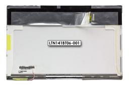 Samsung LTN141BT06-001 használt matt 14.1'' (1440x900) CCFL kijelző Lenovo ThinkPad T61 laptopokhoz (csatlakozó: 30 pin - jobb felül)