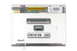 Samsung LTN141XB-L02 14'' XGA használt laptop kijelző