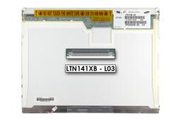 Samsung LTN141XB-L03 14'' XGA használt laptop kijelző