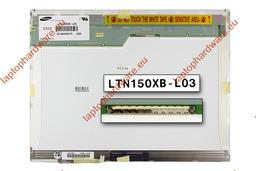 Samsung CCFL XGA használt matt laptop LCD kijelző ( LTN150XB-L03)
