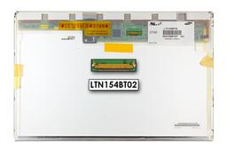 Gyári új fényes 15.4'' (1440x900) LED kijelző Apple MacBook Pro 15 A1226 laptophoz (csatlakozó: 40 pin - bal)