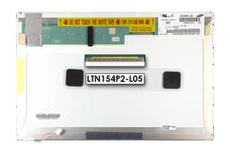 Samsung LTN154P2-L05 15,4 inch CCFL WSXGA+ 1680x1050 használt matt laptop kijelző