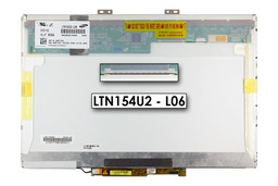 Samsung LTN154U2-L06 15,4-inch 1920x1080 Full HD gyári új fényes laptop kijelző