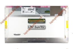 Samsung LTN156AT02 használt 15,6'' WXGA 1366x768 HD LED fényes laptop kijelző