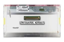 Samsung LTN156AT05 WXGA 1366x768 HD LED használt fényes laptop kijelző