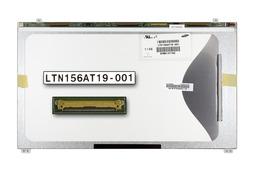 Gyári új matt 15.6'' HD (1366x768) LED laptop Slim kijelző (csatlakozó: 40 pin - bal)