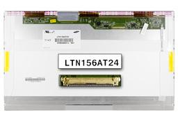 Samsung LTN156AT24 HD LED B kategóriás PIXEL HIBÁS fényes kijelző
