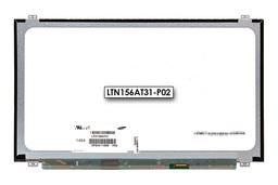 Samsung LTN156AT31-P01 használt fényes 15.6'' (1366x768) eDP LED laptop Slim kijelző (csatlakozó: 30 pin - jobb)