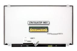 Samsung LTN156AT39-W01 használt fényes 15.6'' (1366x768) eDP LED laptop Slim kijelző (csatlakozó: 30 pin - jobb)