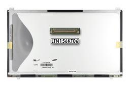 Gyári új matt 15.6'' HD+ (1600x900) LED laptop Slim kijelző (csatlakozó: 40 pin - bal)