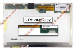Samsung LTN170X2-L02 17 inch CCFL WXGA+ 1440x900 használt fényes laptop kijelző