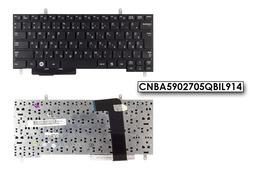 Samsung N210, N220 gyári új fekete laptop billentyűzet, CNBA5902705QBIL914