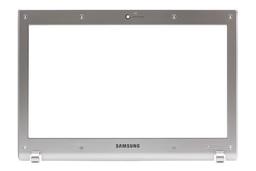 Samsung NP-Q330 gyári új ezüst laptop LCD kijelző keret (BA75-02571A, BA81-09859)
