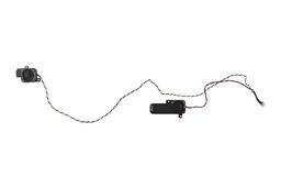 Samsung NP-R540 használt laptop sztereó hangszóró, BA96-03966A