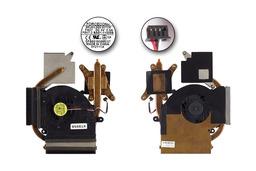 Samsung NP-RF510, NP-RF511, NP-RF710, NP-RC730 laptophoz használt komplett hűtő ventilátor egység (BA62-00536C)