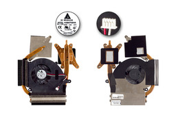 Samsung NP-RF510, NP-RF511, NP-RF710, NP-RC730 laptophoz gyári új komplett hűtő ventilátor egység (BA62-00536A)