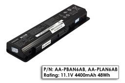 Samsung NP200, NP400, NP600 gyári új akku/akkumulátor  AA-PBAN6AB, BA43-00298A