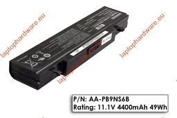 Samsung NP300, R580, RV511 gyári használt 50%-os akku/akkumulátor AA-PB9NS6B
